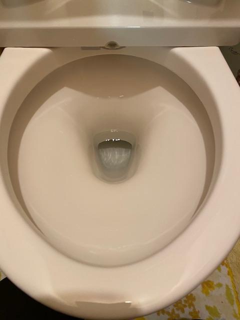 浜松市北区A様宅トイレ清掃